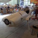 Silence Twister mit LF39, erste Anpassungsarbeiten