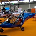 C22 mit LF26 auf der AERO