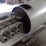 Silence Twister mit LF39, mit Dummy-Motor zum Anpassen