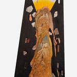 2006 - ...ALID EX ALIO CLARESCERE CORDE...  (cm 40 x 87)