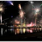 Tirschenreuth begrüsst das Neue Jahr von Lothar Hladik