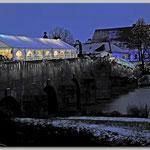 Weihnachtsmarkt in Tirschenreuth von Lothar Hladik