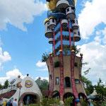 Der Kuchlbauer Turm von Bernt Halbauer