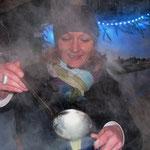 Einsatz der Fotofreunde beim Weihnachtsmarkt in Tirschenreuth von Lisa Langer