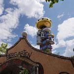 Turm mit Kuppel von Horst Bauer