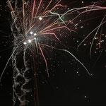 Feuerwerk zum Jahreswechsel von Hans Lauth