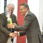 """Dank des Bürgermeisters"" - von Lothar Hladik"