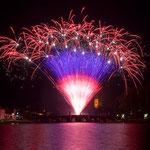 Feuerwerk von Robert Reith
