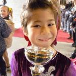 1. Platz am Ambassadoren Cup