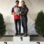 Anton Kovalevskyi und Raphael am Dreitannen Cup 2018