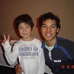 Jamal mit Raphael
