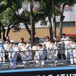 ウータンフェスタ2013 極真会館空手演舞