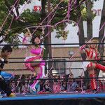 ウータンフェスタ2013 DDTプロレス女子試合