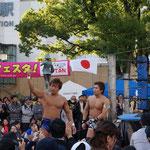 ウータンフェスタ2013 DDTプロレス場外