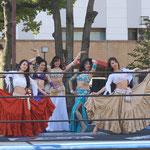 ウータンフェスタ2013 ベリーダンス(Suzy Dance Studio)