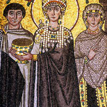 Teodora -  Basilica di San Vitale - Ravenna