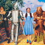 The Scarecrow, The Tin Man, Dorothy And The Lion