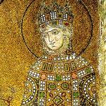 Dama della corte Bizantina