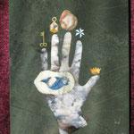 Рука Мистерий 20-16см
