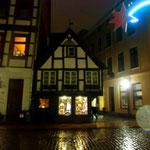 und die Altstadt von Schwerin gebummelt