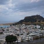 Lindos und die Akropolis