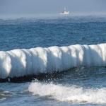 Eisberge in Sicht...
