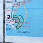 das war die Route ohne Fische  nur viele Muscheln am Meeresboden. Traumhaft war das schnorchenl im roten Meer gewesen, ist aber schon Lebensjahre her