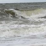 hohen Wellen