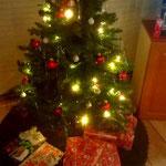 Vom Weihnachtsmann wünsch ich mir glatt, was heute kaum noch jemand hat: Geduld - Verständnis - Toleranz - und dann noch eine Weihnachtsgans.