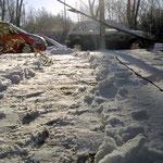 einfach herrlich, Sonne und Schnee