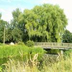 die Lewitz liegt zwischen den Orten Crivitz, Parchim, Neustadt Glewe und Banzkow