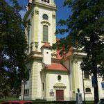 Evangelische Heilandskirche, Bischofskirche...