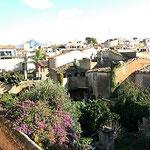 auf der Stadtmauer von Alcudia