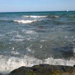 Wellen waren gestern