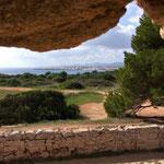 Blick von eine der Erhöööööhungen von Cala Millor in Richtung Sa Coma ;-)