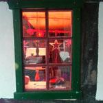 in die Schweriner Fenster geschaut...