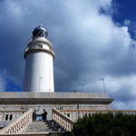 20 km von Porte Pollenca steht er ;-) der leuchtende Turm, der Weg war es wert