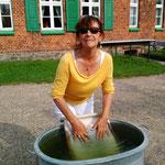 weiter ging`s nach Mueß... ins Freilichtmuseum, es liegt am Südufer des Schweriner Sees