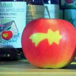 der Apfel heißt... Sternschnuppenapfel