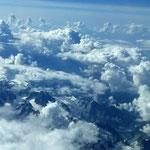 ...wollte sehen ob die Freiheit über den Wolken wirklich grenzenlos ist