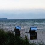 Gott sei Dank war die Ostsee noch da