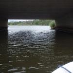 Flache Brücken