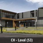 CH de Laval Blanchisserie
