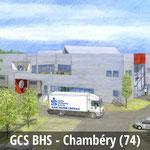GCS des Hôpitaux de Savoie Blanchisserie