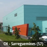 CH de Sarreguemines Blanchisserie