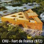 CHU Fort de Franche -Blanchisserie