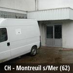 CH Montreuil sur Mer Blanchisserie