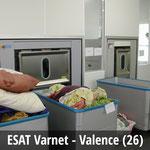 Blanchisserie ADAPEI de la Drôme Esat Varnet