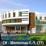 CH de Montereau Blanchisserie