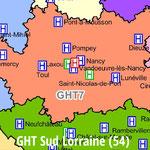 GHT sud Lorraine
